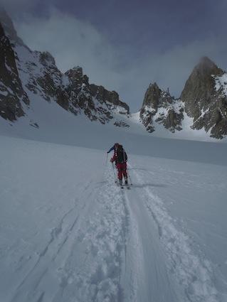 haute route ski tour guides